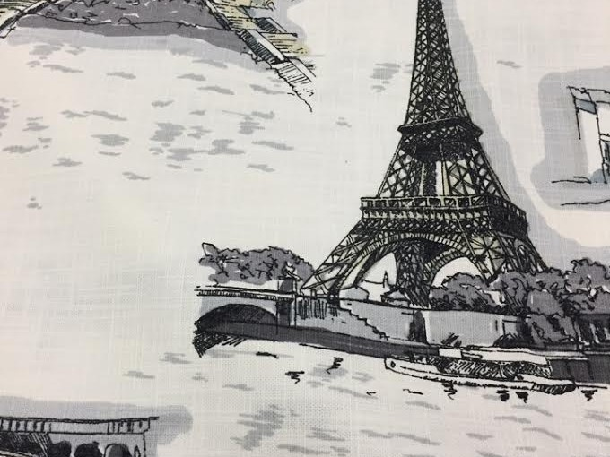Tkanina bawełniana Paris 280 cm